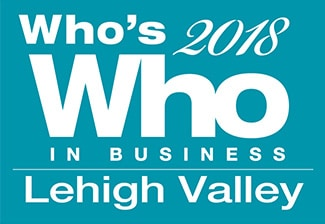 Who's Who in Business Lehigh Valley 2018