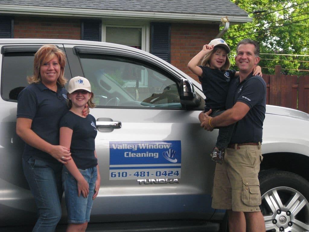 Patric Klink & Family